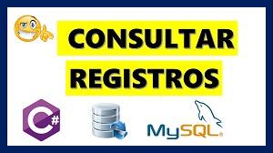 consultar datos en mysql desde c#