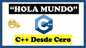 hola mundo en c++