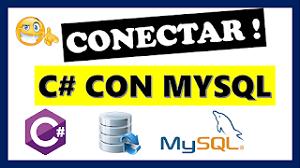 conexion c# y mysql