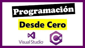 programacion en c# desde cero