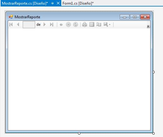 crear reportes en c# sql server con reportviewer y procedimientos almacenados