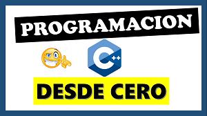 programacion en c++ desde cero